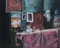 Birte-Moelgaard-----Akrylmaleri-2017------120x100-----UDEN-TITEL