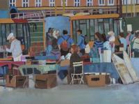 Birte-Moelgaard----Akrylmaleri-2017------60x80-----UDEN-TITEL